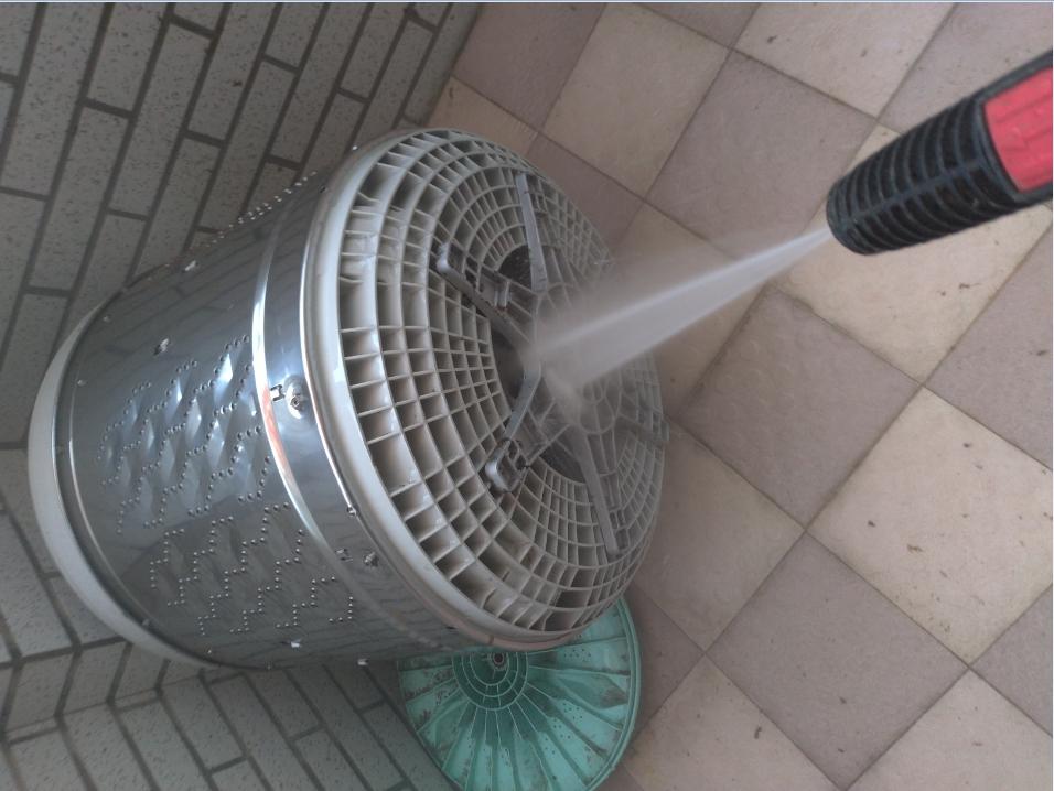 高壓水柱洗