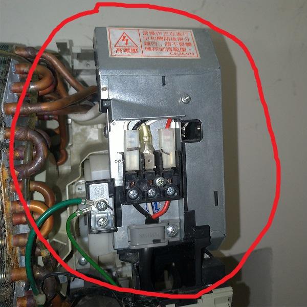 冷氣電路板