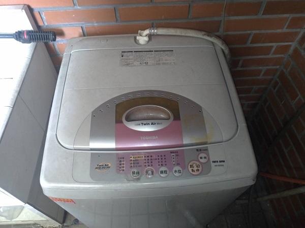 三洋洗衣機 AW-B805S