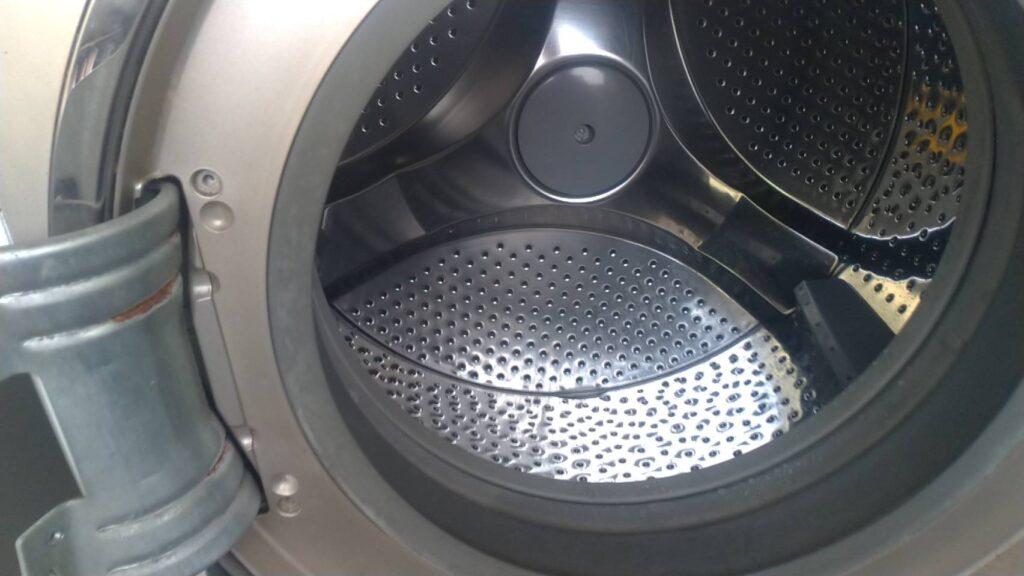 日裡滾筒洗衣機拆解